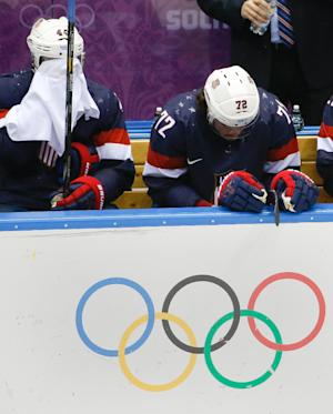 SOCHI SCENE: Blown out in bronze