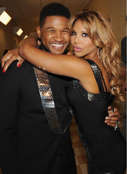 Usher Toni Braxton Georgia Hallof Fame