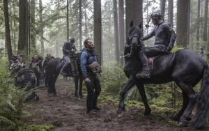 Caesar Rides Horseback in 'Dawn of the Planet of the Apes' (Photo)