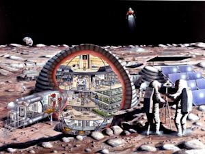 Destination Moon: Private Spaceflight Companies Eye Lunar Bases