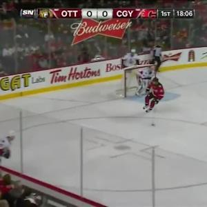 Ottawa Senators at Calgary Flames - 03/05/2014