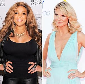 "Wendy Williams Slams Heidi Klum for ""Disgusting"" Romance With Bodyguard"