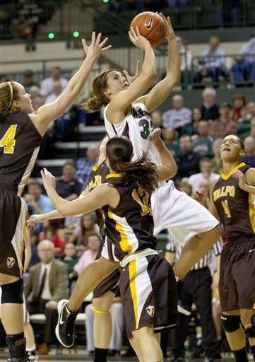 Green Bay women top Valpo to reach Horizon semis