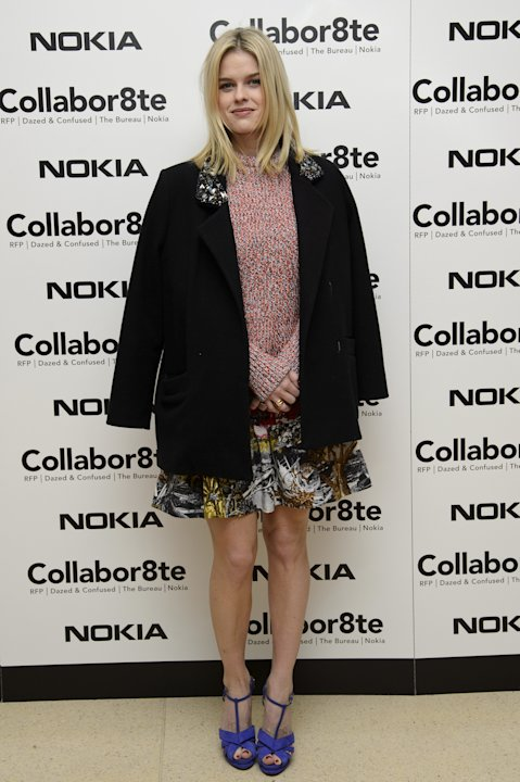 Rankin Collabor8te Premiere - Arrivals