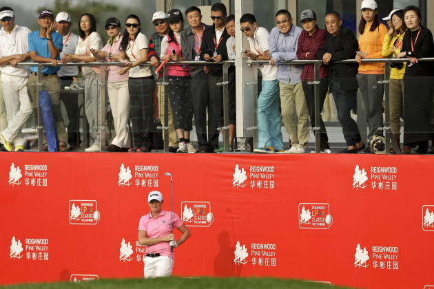 China LPGA Tour Golf