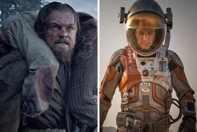 'Revenant', 'Martian' Land New Global Milestones; 'Kung Fu Panda 3' Tops $100M In China – Intl Box Office