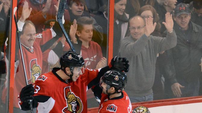 Turris leads Senators past Panthers, 3-2