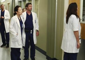 Exclusive Grey's Anatomy Video: [Spoiler]'s Back, Meredith's PO'd and an 'Intervention' Is Staged