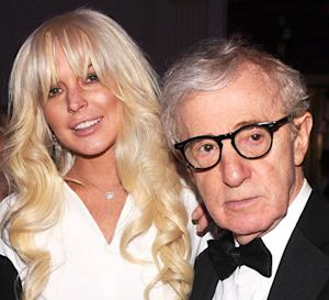"Woody Allen: Lindsay Lohan Is a ""Very Talented Girl"""