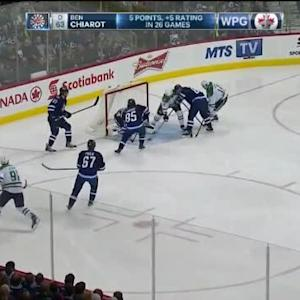 Michael Hutchinson Save on Tyler Seguin (04:23/2nd)