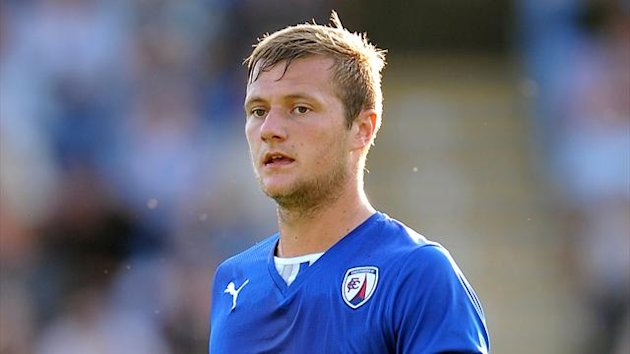 Liam Cooper, Chesterfield (PA Photos)