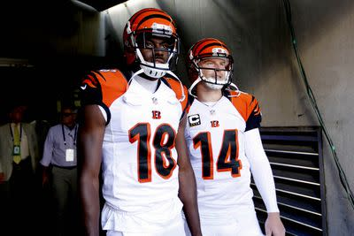 Fantasy football advice, Week 4: Who to start/sit for Chiefs vs. Bengals