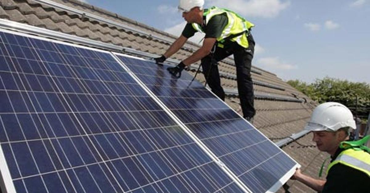 Get Solar Panels From The Goverment - For Free!