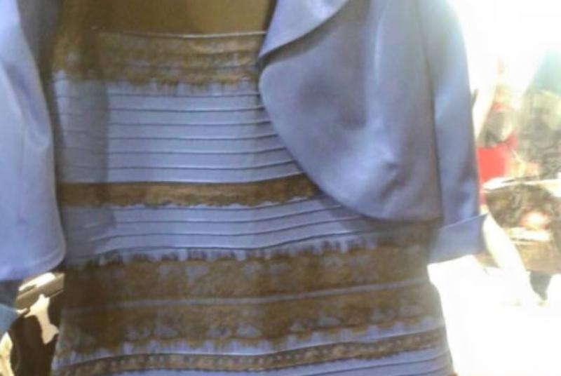 White-and-gold/blue-and-black dress spawns slew of Internet memes