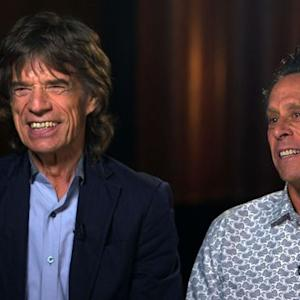 "Mick Jagger and Brian Grazer produce new James Brown bio-flick, ""Get on Up"""