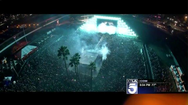 2 Teen Girls Die From Apparent Overdoses at Hard Summer Music Festival in Pomona