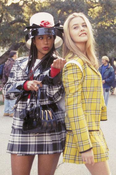 Alicia Silverstone and Stacey Dash