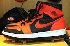 Air Jordan 1 cleat