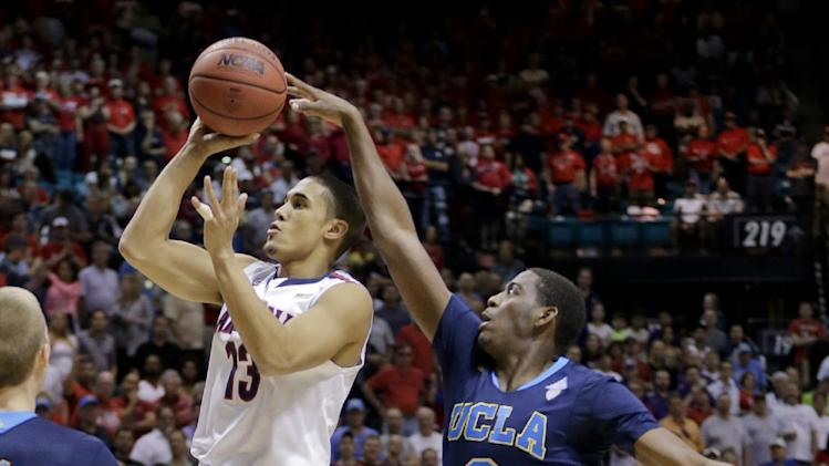 NCAA Basketball Tournament Sites 2014