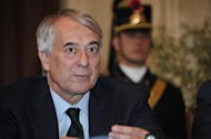 Gian Mattia D'Alberto - LaPresse 03 04 2012 Milan Milano City Marathon press conference in the photo: Giuliano Pisapia