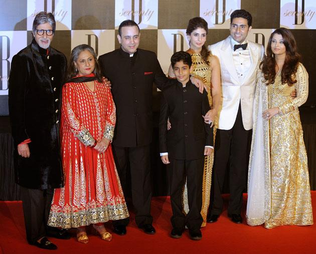 Bollywood is a huge big family