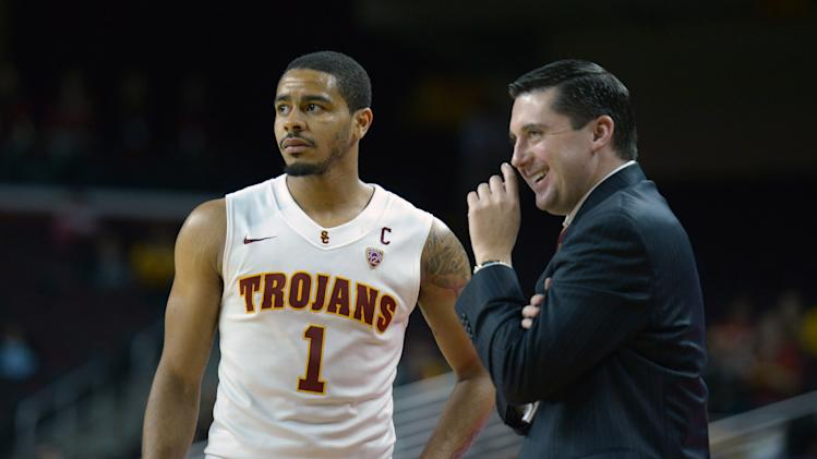 NCAA Basketball: Washington at Southern California