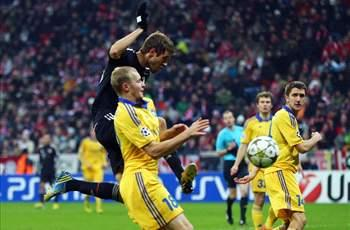 Bayern Munich 4-1 BATE Borisov: Brilliant Bavarians batter Belarusians to seal top spot