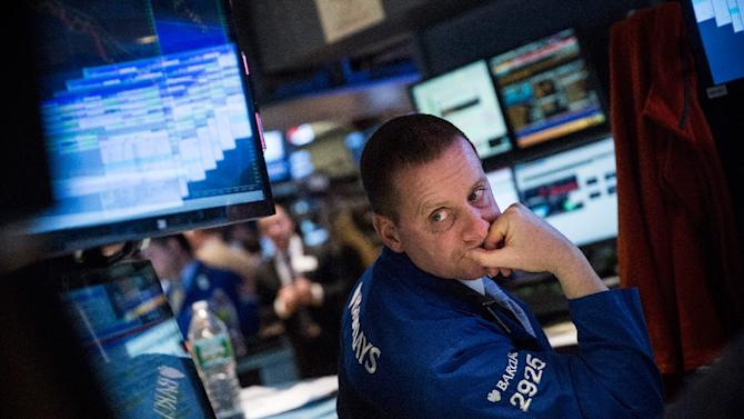 Wall Street stocks open higher on Friday following a report showing weaker-than-expected US economic growth