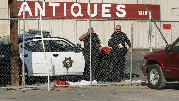 Co-workers puzzle over Calif. plant shooting