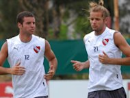 Gabbarini, como Assmann: se rompi los ligamentos cruzados de la rodilla derecha
