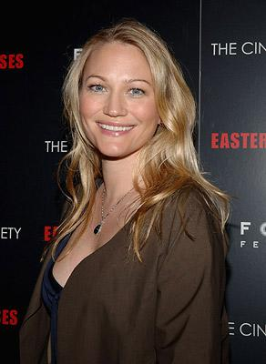 Sarah Wynter at the New York City Premiere of Focus Features' Eastern Promises
