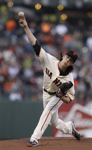 Kennedy outduels Lincecum to end long skid