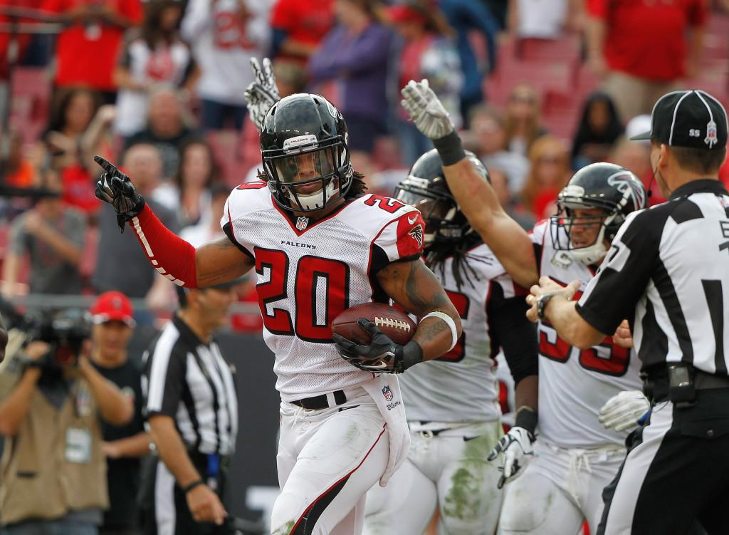 Three Falcons facing make-or-break seasons