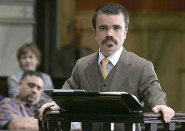 Peter Dinklage in Yari Film Group's Find Me Guilty