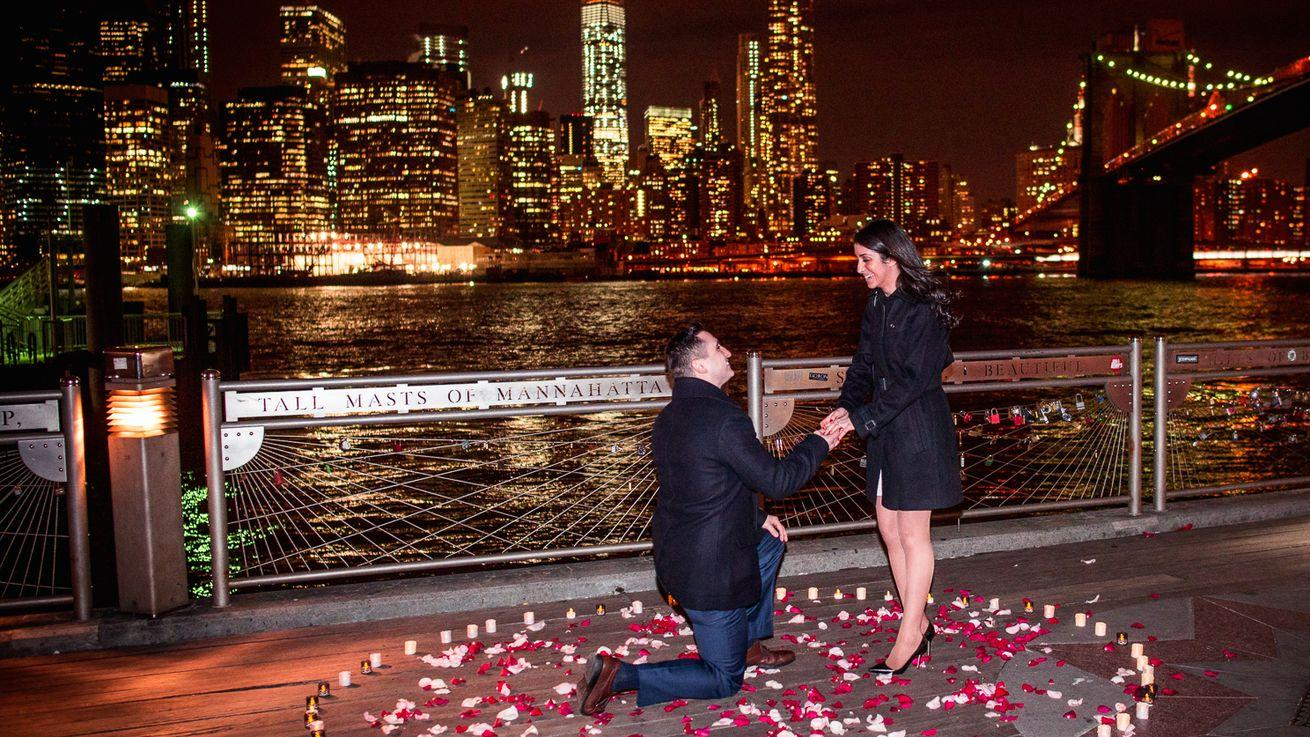 The Professional Proposal Planner Who Orchestrates Love in New York City