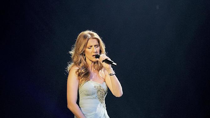 Celine Dion Pays Tribute To Cystic Fibrosis With Benefit Event At Caesars Palace