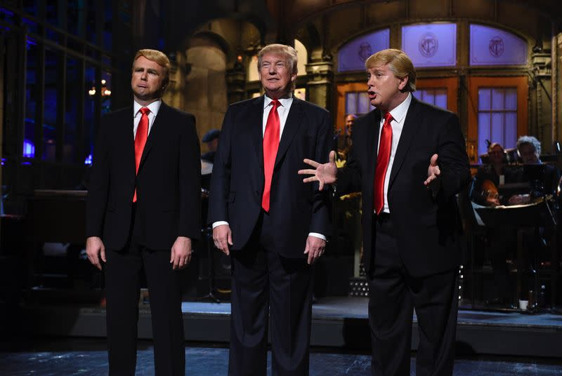 NBC has to give Republicans 12 minutes of airtime because Trump was on SNL