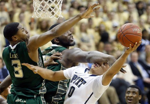 No. 23 Pittsburgh beats South Florida 64-44