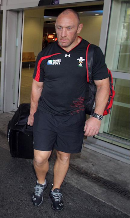 Rugby Union - Robin McBryde File Photo