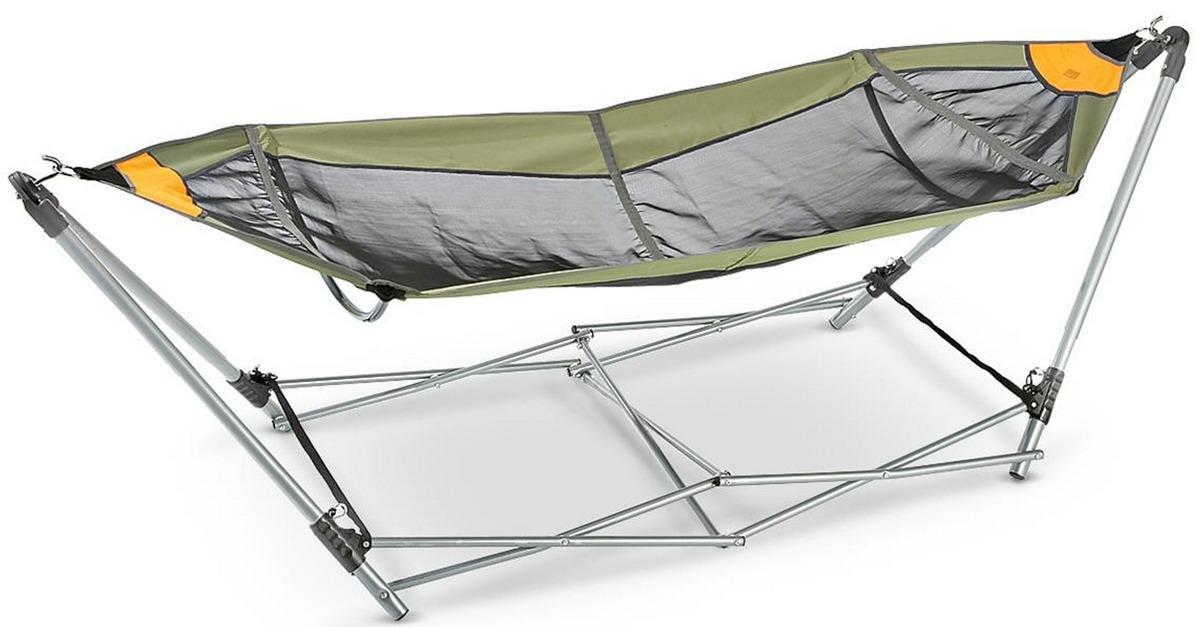 Portable Hammock $40 Shipped, Was $100
