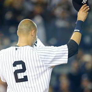 DEREK JETER'S STORYBOOK FINISH