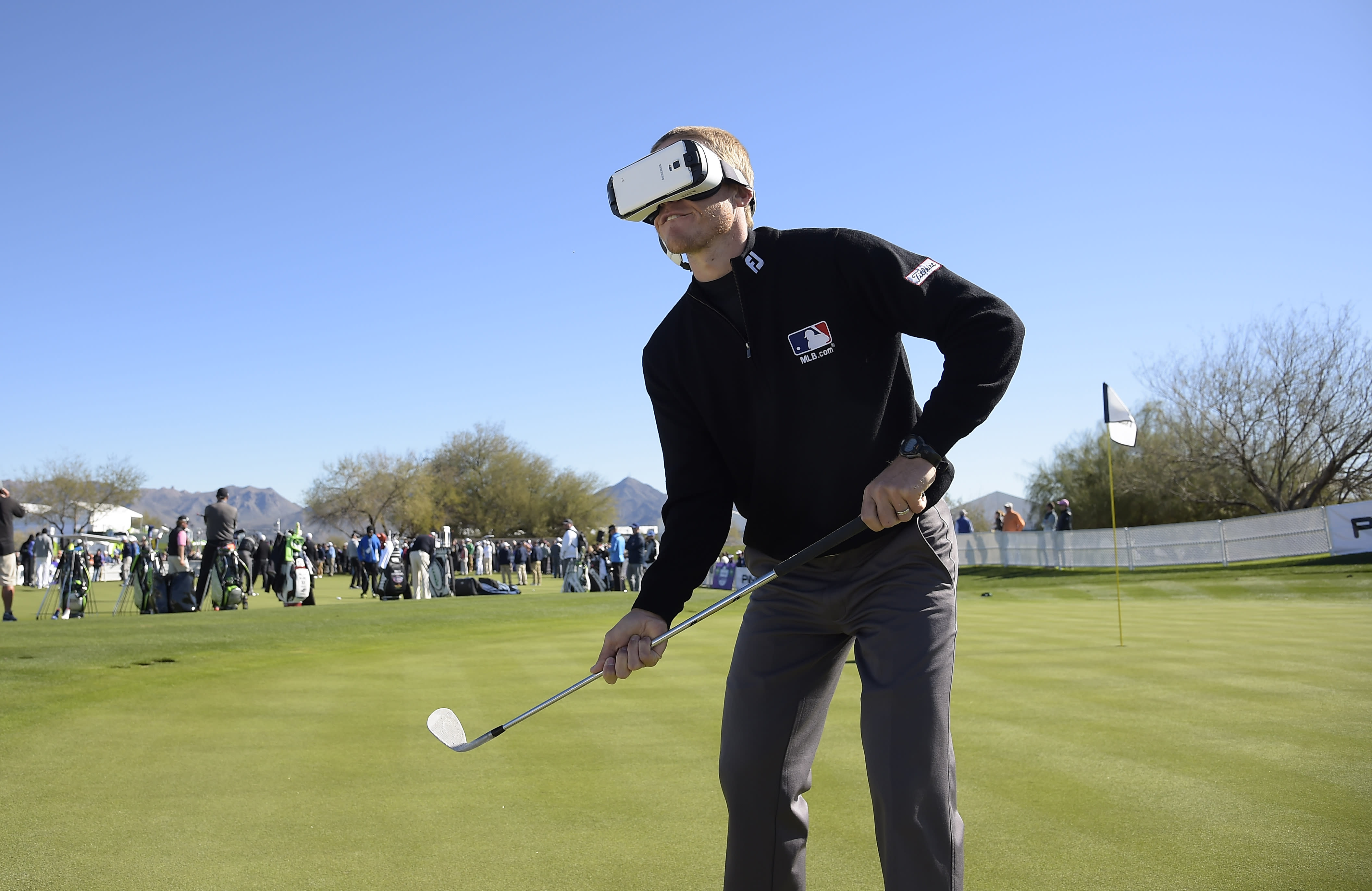 PGA Tour Goes Virtual with Gear VR App