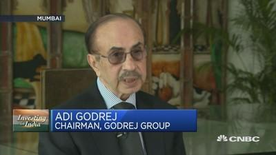 Godrej sees opportunity in India's consumer products