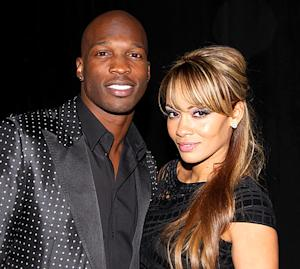 Chad Ochocinco Marries Evelyn Lozada