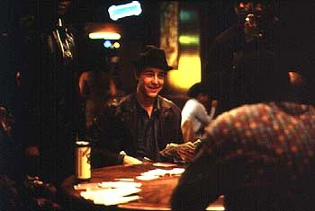 Edward Norton in Miramax's Rounders