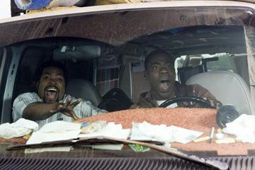Ice Cube and Tracy Morgan in Sony Pictures' First Sunday
