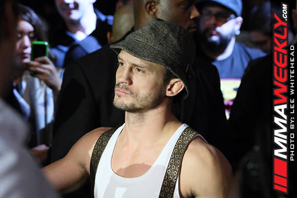Brad Pickett Drops to Flyweight, Faces Ian McCall at UFC London; Two Other Bouts Announced