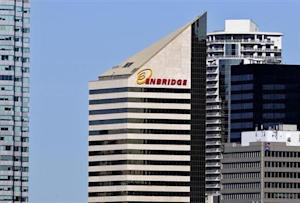 The Enbridge Tower on Jasper Avenue in Edmonton
