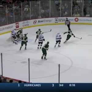 Devan Dubnyk Save on Marian Gaborik (15:44/2nd)