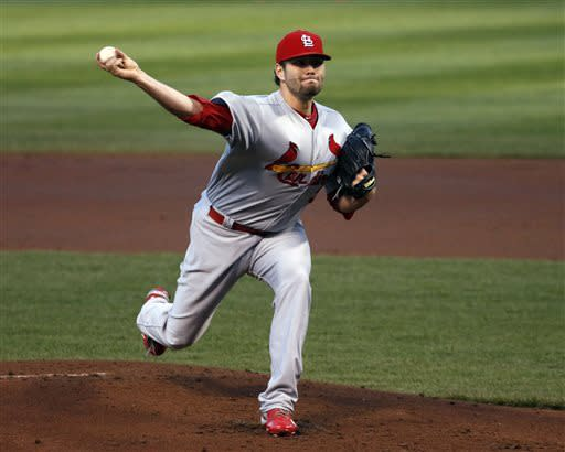 Wood outpitches Lynn in Cubs' win over Cards